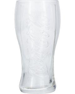 Coca Cola Glas Original Slank