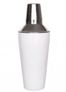Cocktail Shaker Angel White