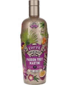 Coppa Passion Fruit Martini