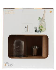 Country Cocktail Set