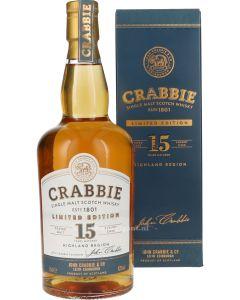 Crabbie 15 Years