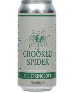Crooked Spider Die Springbock