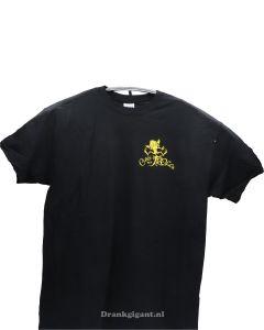 Cuvee Des Trolls T-Shirt Zwart Size L