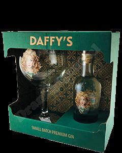 Daffy's Small Batch Gin Cadeaupakket