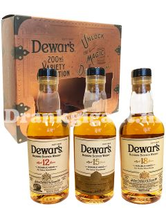 Dewars Variety Collection 3x