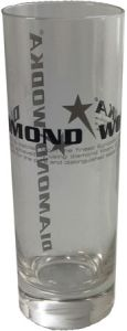 Diamond Wodka Longdrinkglas