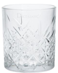 Dictador Crystal Look Tumbler