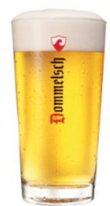 Dommelsch Bierglas 40cl