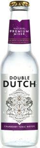 Double Dutch Cranberry Tonic Water