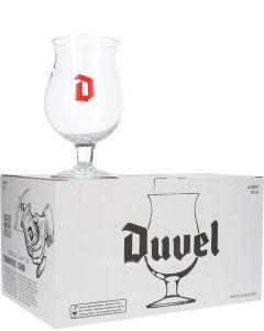 Duvel Bierglas 33cl (Doos 6 stuks)