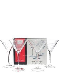 Eclat Illumination Martini Set
