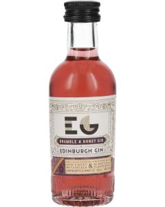 Edinburgh Bramble & Honey Gin Mini