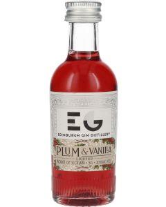 Edinburgh Plum & Vanilla Liqueur Mini