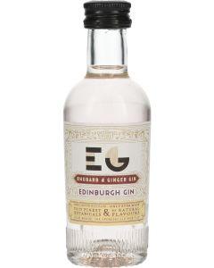Edinburgh Rhubarb & Ginger Gin Mini