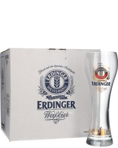 Erdinger Bierglas 50cl (Doos 6 Stuks)