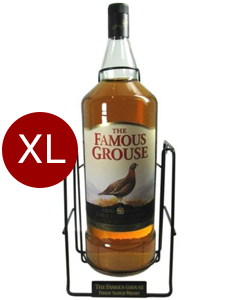 Famous Grouse Groot 4,5 Liter in Schommel