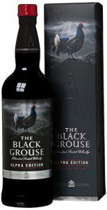 Famous Grouse The Black Grouse Alpha Edition