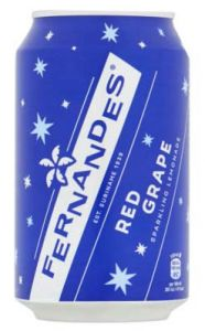 Fernandes Blauw Red Grape
