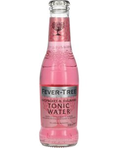 Fever Tree Raspberry & Rhubarb Tonic