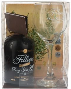 Filliers Dry Gin 28 Gift Box