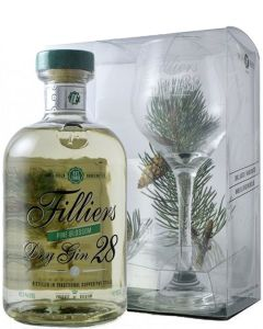 Filliers Pine Blossom Cadeaupakket Copa Glas