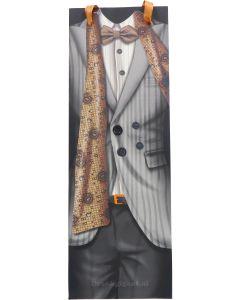 Fleszak Suit Grijs