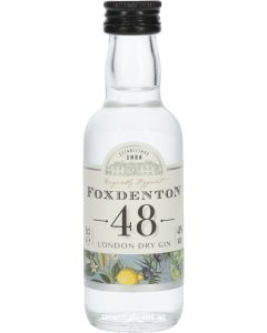 Foxdenton 48 Dry Gin Mini