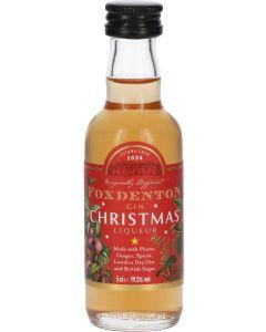 Foxdenton Christmas Liqueur Mini