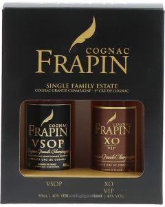 Frapin Single Family Estate 2x5cl