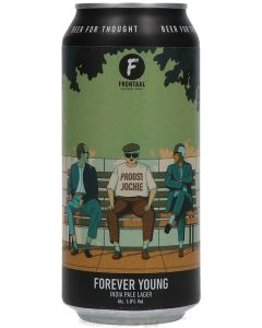Frontaal Forever Young India Pale Lager
