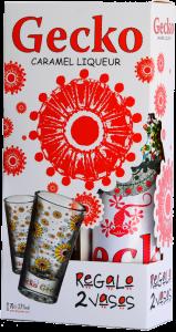 Gecko Caramel Likeur Gift Pack