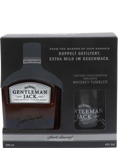 Gentleman Jack Klein + Glas