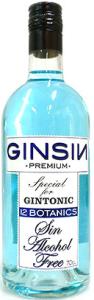 GinSin 12 Botanics Alcohol Free