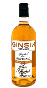 GinSin Tangerine Alcohol Free