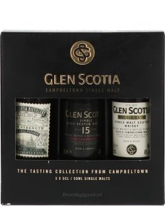 Glen Scotia Tasting Collection