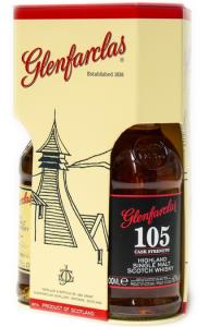 Miniset Glenfarclas 10Y/105/12Y