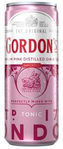 Gordon's Pink Gin Blik