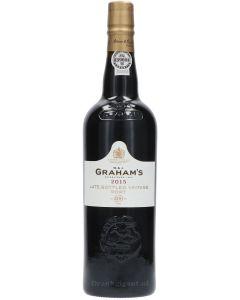 Graham's 2015 Late Bottled Vintage Port