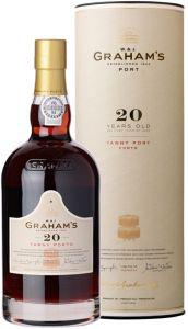 Graham's 20 Years Tawny Port