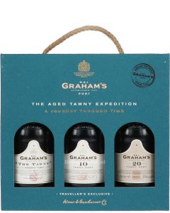 Graham's The Aged Tawny Expedition