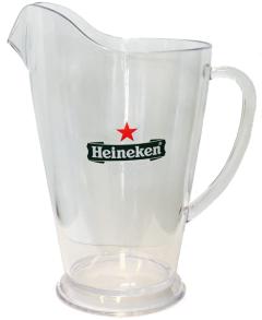 Heineken Green Pitcher 1,5 liter Plastic