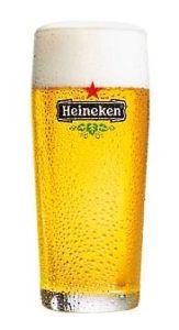 Heineken Bierglas Fluitje /Raaf 22cl