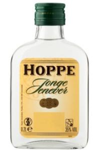 Hoppe Jonge Jenever zakflacon