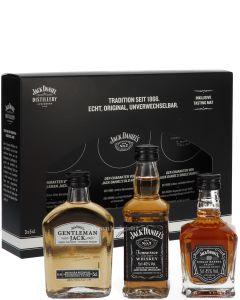 Jack Daniels - Typisch Jack Daniels Giftset