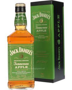 Jack Daniels Apple in Tinnen Box (Collectors item)