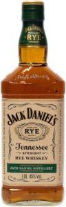 Jack Daniels Straigth Rye