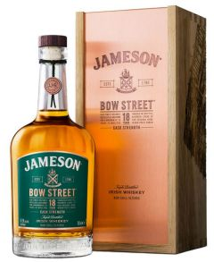 Jameson Bow Street 18 Cask Strength