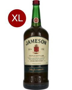 Jameson Irish Whiskey 4.5 Liter