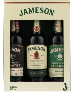 Jameson Smooth Giftpack