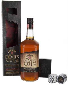 Jim Beam Devil's Cut + Chips